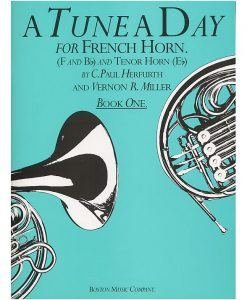 A Tune A Day French Horn