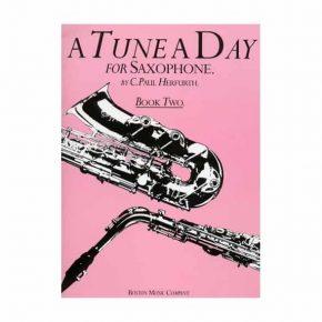 Tuns A Day Alto Sax Book 2