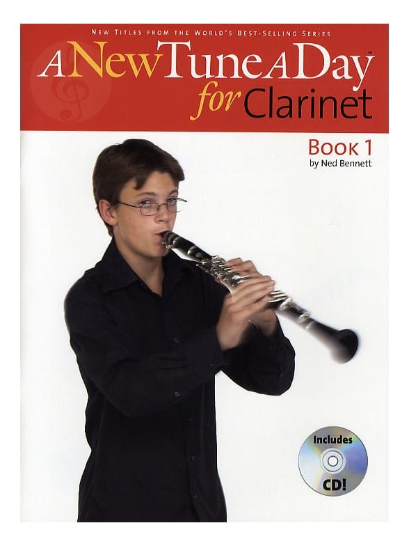 A New Tune A Day Clarinet Book 1 With Cd