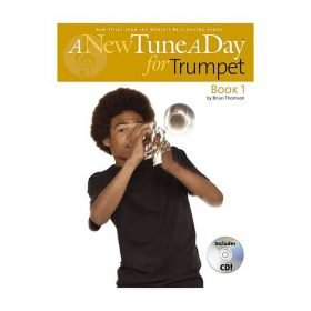 New Tune a Day Trumpet Bk/Cd