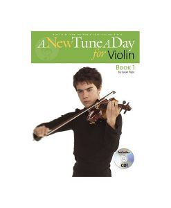 A New Tune A Day  Violin Book 1 Bk/Cd