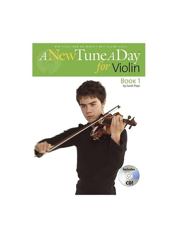 A New Tune A Day  Violin Book 1 Bk/Cd