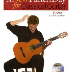 New Tune a Day Classical Guitar Bk/Cd