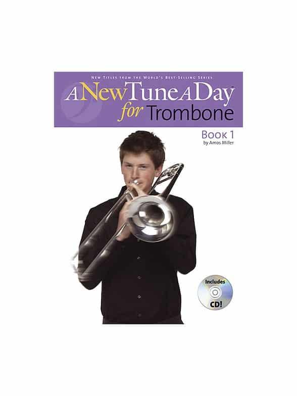 New Tune a Day Trombone Bk.1