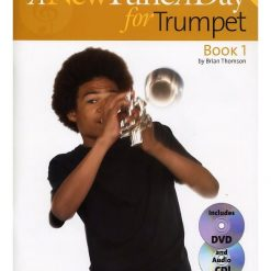New Tune a Day Trumpet Bk/Cd/Dvd