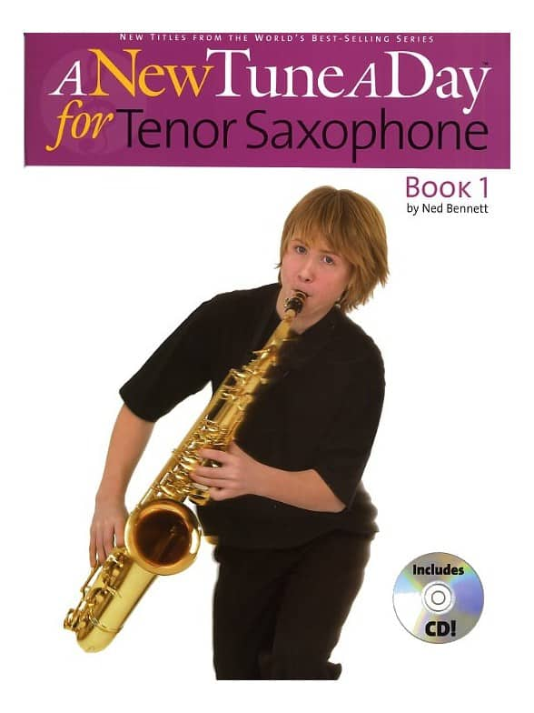 A New Tune A Day For Tenor Saxophone Book 1