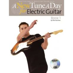 A New Tune A Day Electric Gtr Bk/Cd