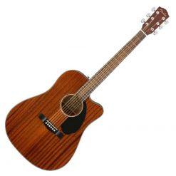Fender CD-60SCE Mahogany