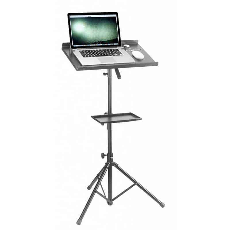 Stagg Laptop Stand + Desk