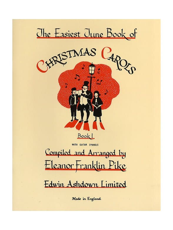 Easiest Tune Book Of Carols Book 1
