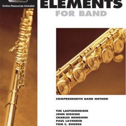 Essential Elements 2000 Flute Book 1