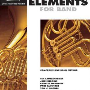 Essential Elements 2000 Eflat  Horn Bk 1
