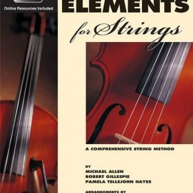 Essential Elements 2000 for Strings & Dvd