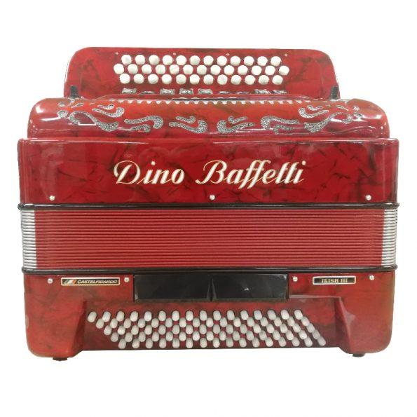 Dino Baffetti Irish III Accordion