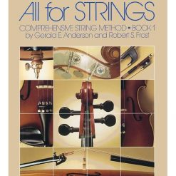 All For Strings Method Book 1