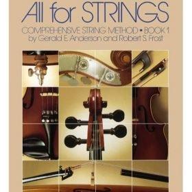 All For Strings Cello Book 1