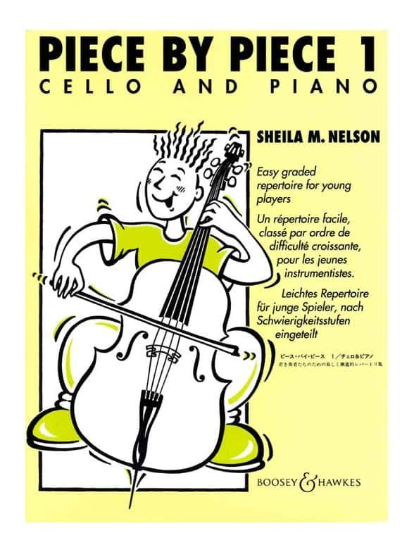 Piece by piece 1 cello