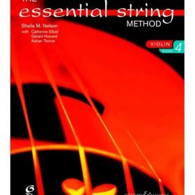 The Essential String Method 4 Violin