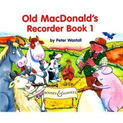 Old MacDonalds Recorder Book 1
