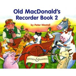 Old Mac Donalds Recorder Book 2