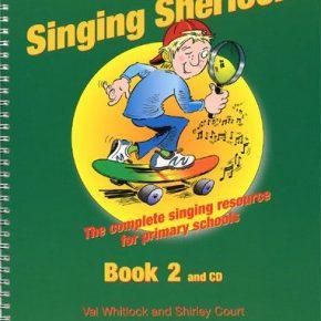 Singing sherlock bk 2 and cd
