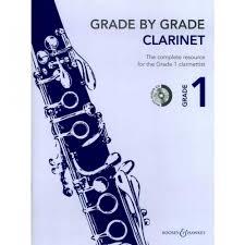 Grade By Grade Clarinet Grade 1 & Cd
