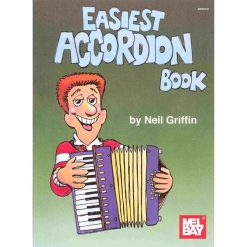 Easiest Accordion Book