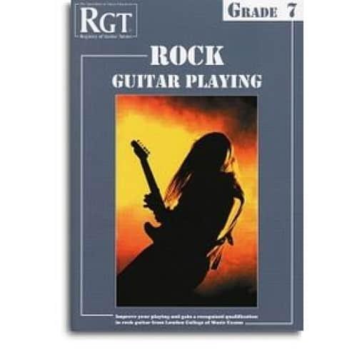 RGT Rock Guitar Playing Grade 7