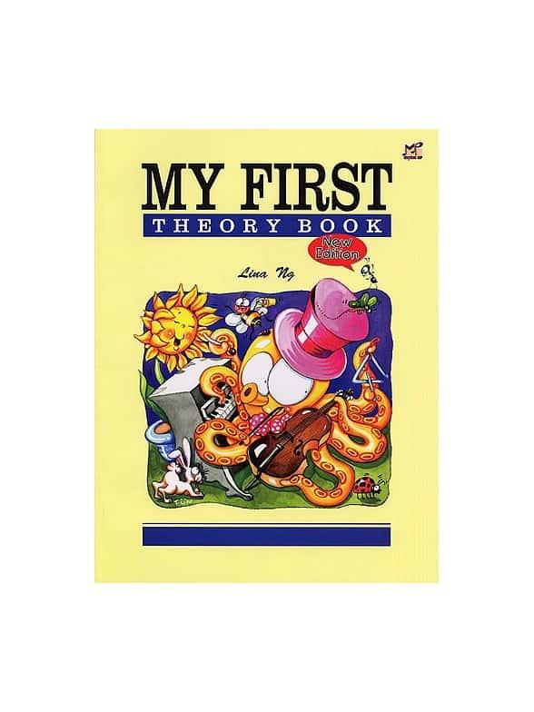 My First Theory Book Lina Ng