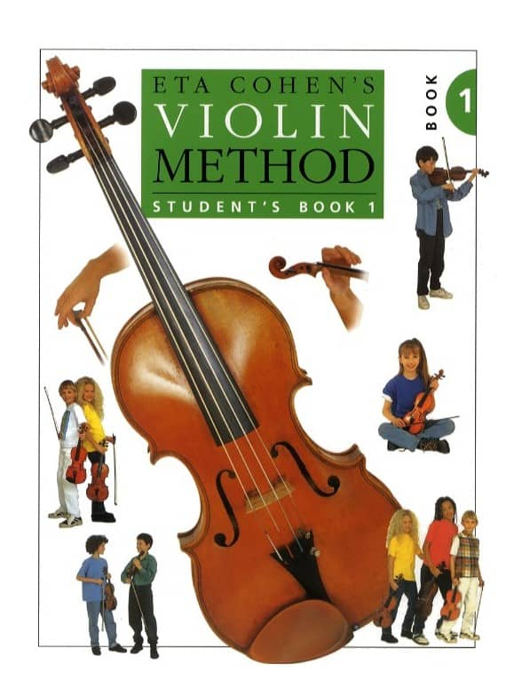 Eta Cohen Violin Method Pupils  Book 1