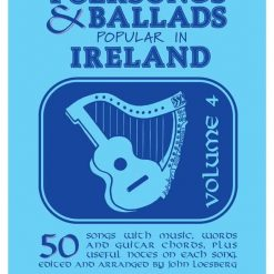 Folksongs & Ballads Popular In Ireland Vol.4