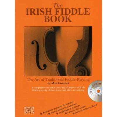The Irish Fiddle Book Matt Cranitch with Cd