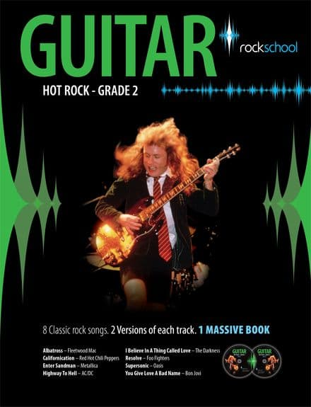 Rockschool Hot Rocks Guitar Grade 2