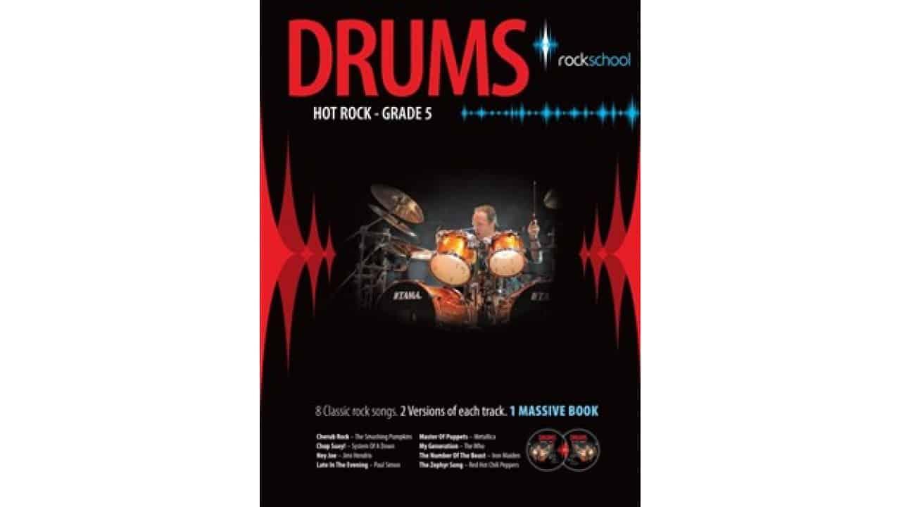 Rockschool Hot Rock Drums Grade 5