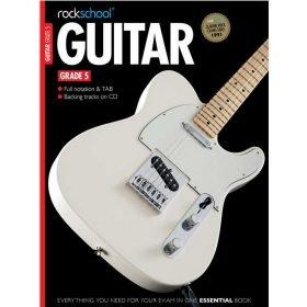 Rockschool Guitar Grade 5 2012 - 2018
