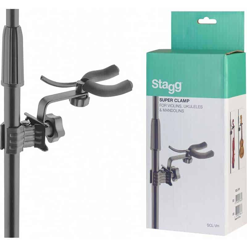 Stagg Violin Holder Clamp on