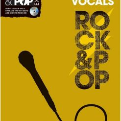 Trinity Rock & Pop Vocals Grade 1 & Cd