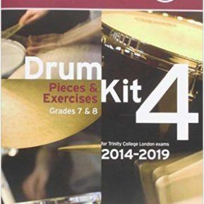 Drum Kit 4 2014 - 2019 Grades 7 & 8