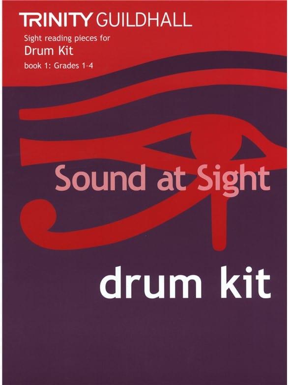 Sound At Sight Drum Kit Grades 1 - 4