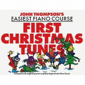 John Thompsons Easiest Piano First Christmas