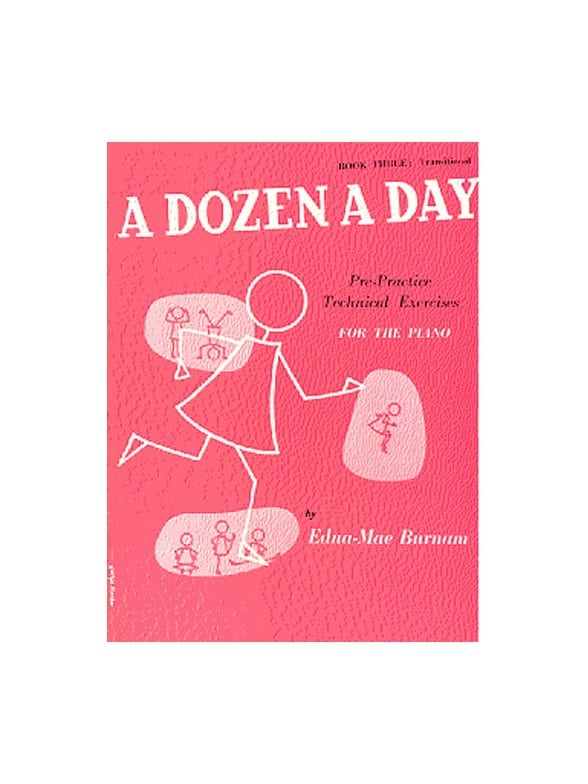 A Dozen A Day Book 3 Transitional