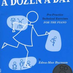 A Dozen A Day Book 1 Primary & Cd