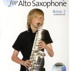 New Tune A Day Alto Sax Bk 2