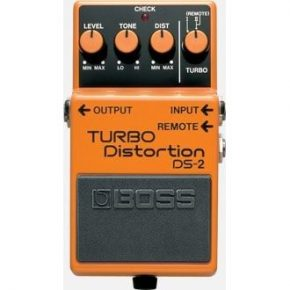 Boss DS-2 Distortion Pedal