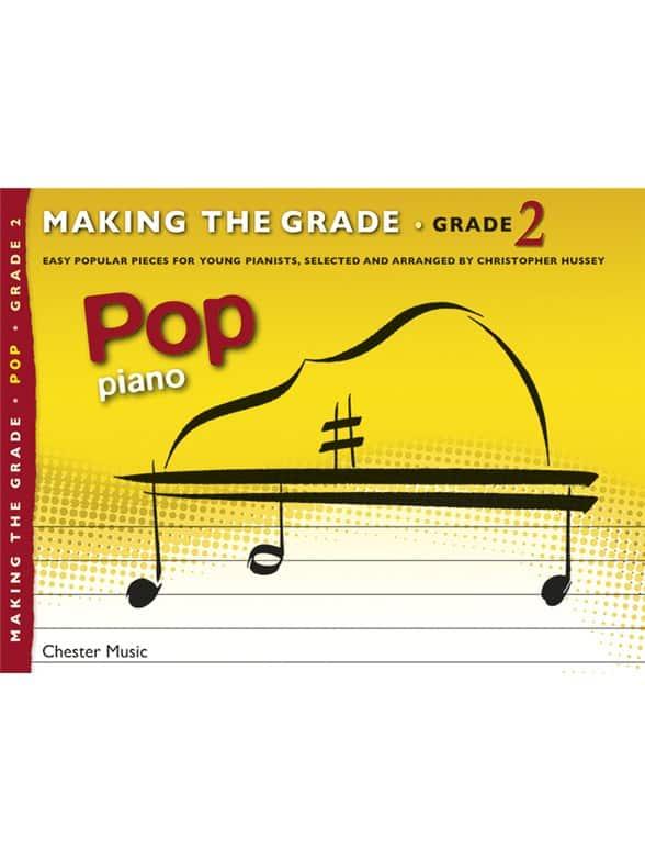 Making The Grade Pop Piano Grade 2