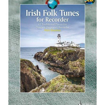 Irish Folk Tunes Recorder