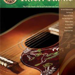 Irish Tunes Guitar Playalong Tab