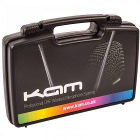 Twin Handheld VHF Radio Microphone Set