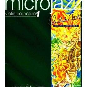 MICROJAZZ VIOLIN COLLECTION 1