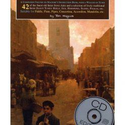 Irish Whistle Tunebook & Cd
